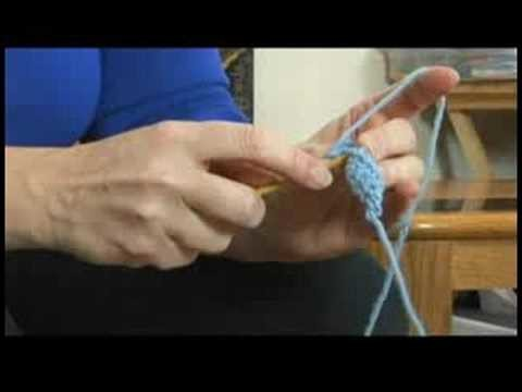How to Crochet : Reverse Single Crochet Stitch