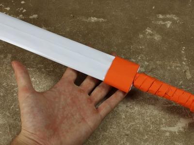 How to make a Paper Sword (Gladius - Roman)