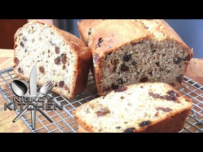 How to make Banana Bread - Video Recipe