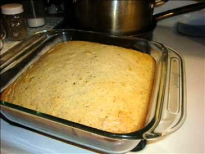 How-to Pine Cone-Shaped Cake Recipe