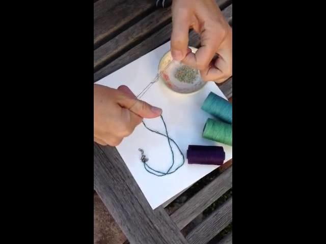 How to use Waxed Irish Linen