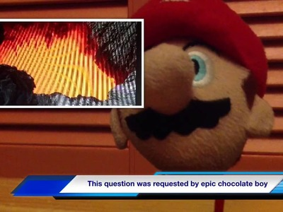 Mario science episode 4 - how do you make lava?