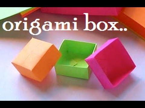 Oigami Paper Box - DIY PAPER CRAFTS