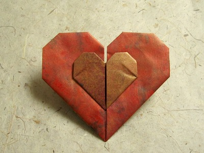 Origami Instructions: You Are Always In My Heart (Andrey Lukyanov)