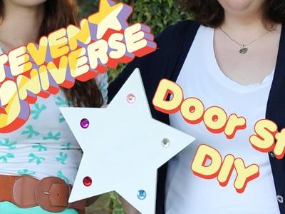 Steven Universe DIY Door Star