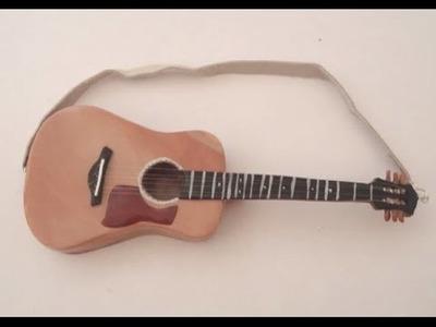 Tangkou DIY - Making A Guitar For Lorie