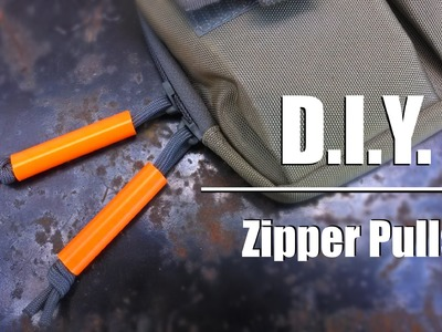 Amazing DIY Zipper Pulls (Easy and Cheap!)