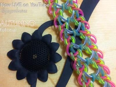 AUTUNNO Hook Only bracelet tutorial