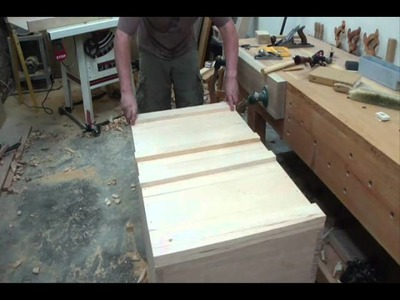 Billy's Little Bench Episode #10 Anarchist's Tool Chest Part 1