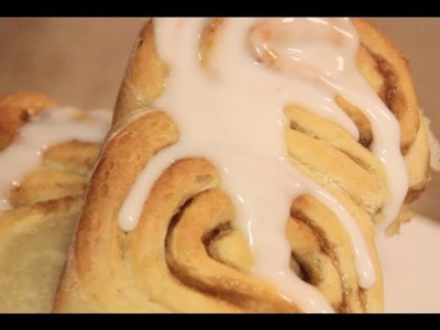 Cinnamon Rolls From Scratch - How to and Recipe | Byron Talbott
