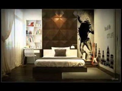 DIY Cool room decorating ideas for guys