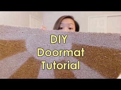 DIY Doormat Tutorial