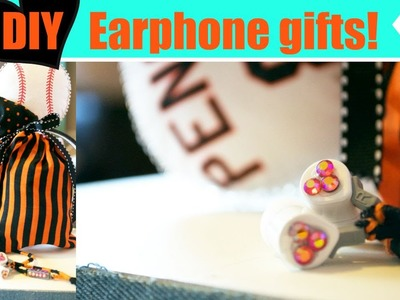 DIY Earphone Gift for Teens and Kids!