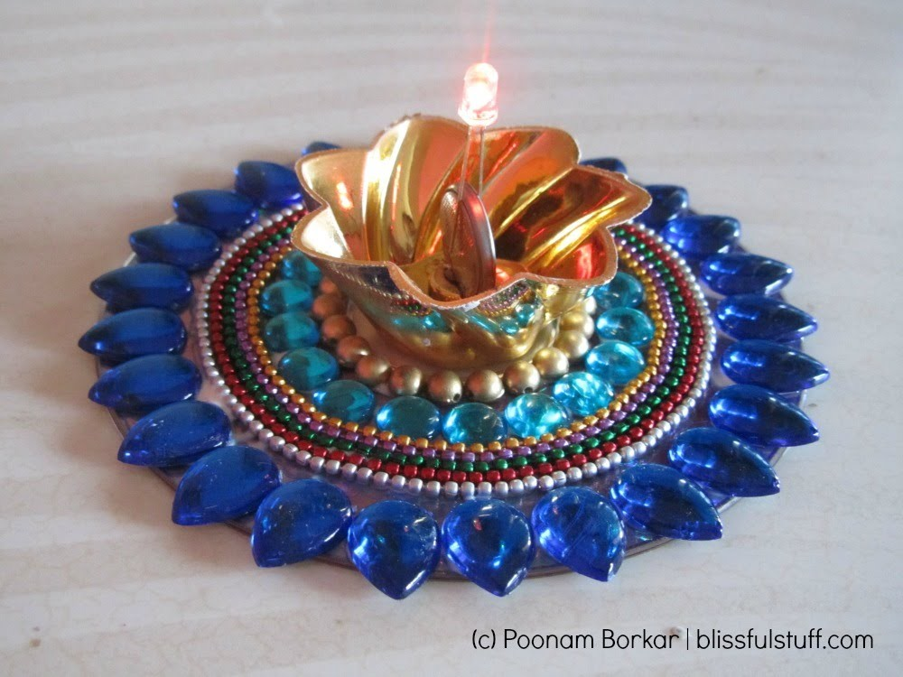 DIY - How to recycle old CDs into beautiful candle holder   Best out of waste