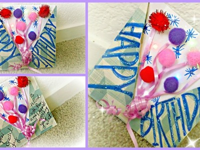 DIY Light Up Birthday Card!