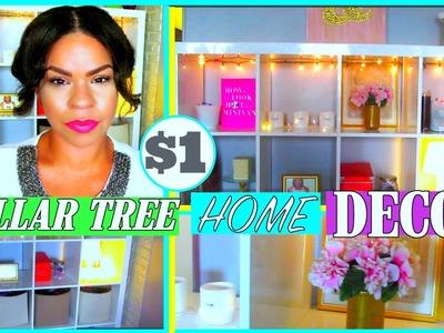 DOLLAR TREE HOME DECOR: BOOKCASE STYING & ORGANIZATION | Sensational Finds