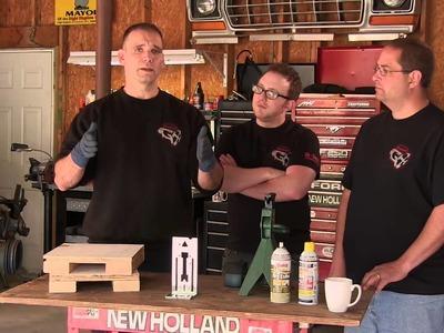 Garage X - Episode 6 - DIY Wheel Alignment Part 1