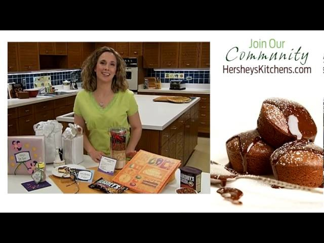 Gift Giving from HERSHEY'S Kitchens