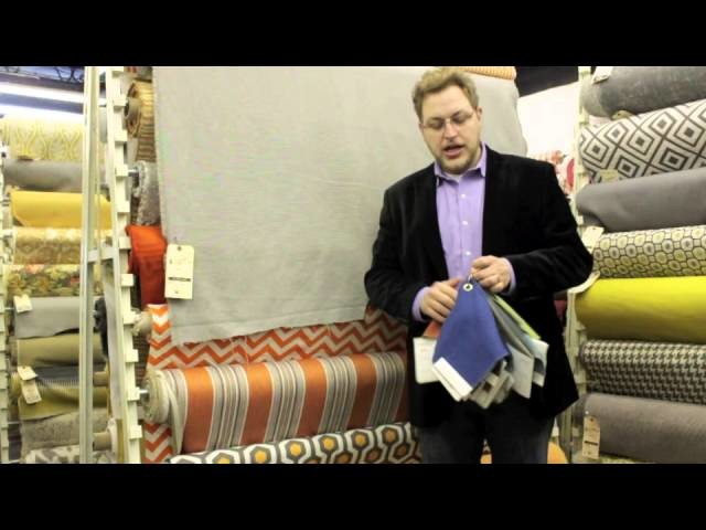 Great Fabric for Home Decor Upholstery or Drapery - EXUB
