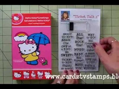 Hello Kitty Card #4