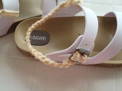 How To Easily Improve Summer Shoes - DIY Style Tutorial - Guidecentral