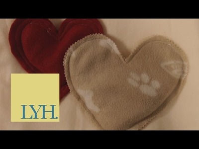 How To Turn An Old Fleece Into A Hand Warmer | Crafty Sew And Sew S1E2.8