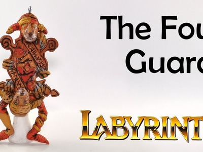 Labyrinth: The Four Guards - polymer clay TUTORIAL