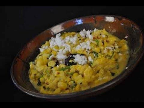 Makai No Chevdo (Corn Chevda) - Gujarati Snack Recipe