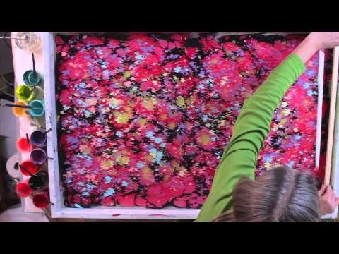 Marbling Magic - An Introduction to the Art of Marbling