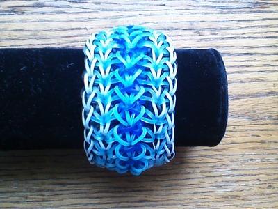 NEW Rainbow Loom Moonshine Bracelet