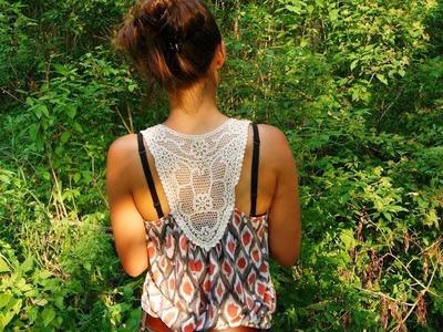 (15) Lace Crochet Clothes Dress Models Patterns Designs New Fashion