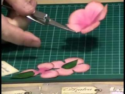 Build a Blossom Tutorial Gardenia