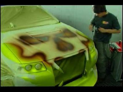 Car Painting - part 2
