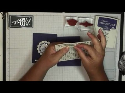 Covering a Mini Notebook with Dawn