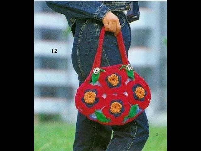 Crochet bag| Free |Crochet Patterns|231