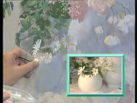 DVD - Learn to Paint Flowers in Pastel with Jackie Simmonds
