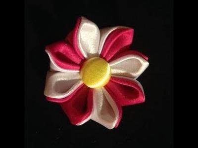 Flor en Tela