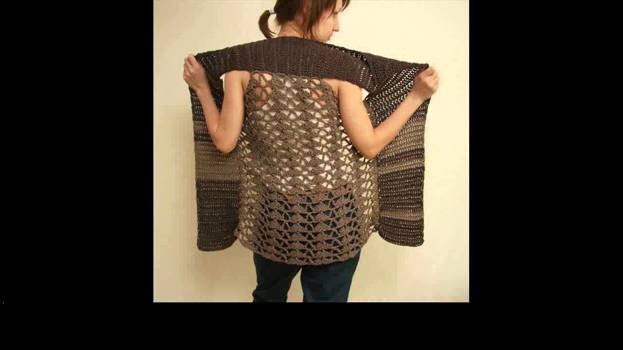 Free crochet vest free patterns