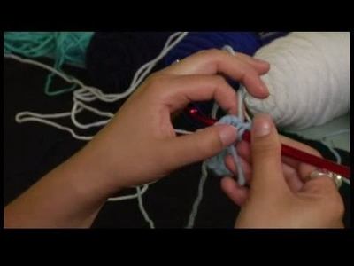 "How to Crochet a Basket Weave Pattern : Starting ""Up"" Section of Basket Weave Crochet Pattern"