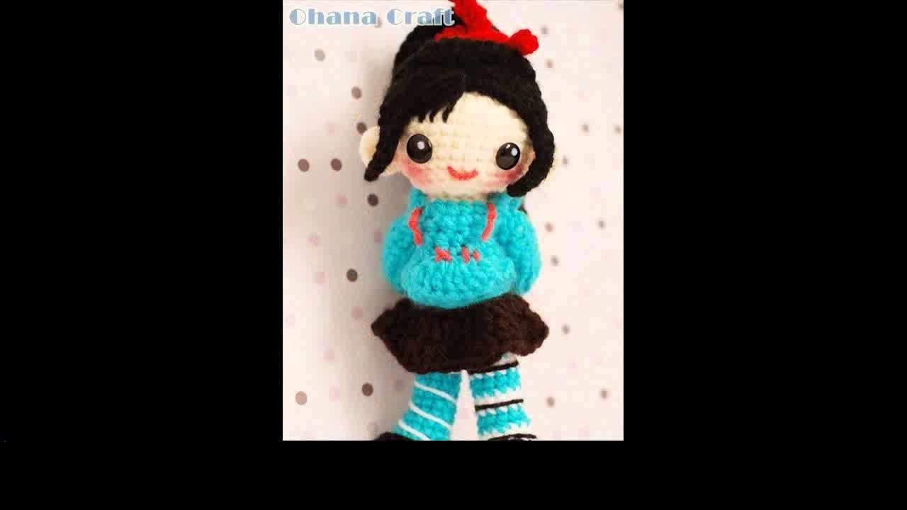 How to crochet amigurumi