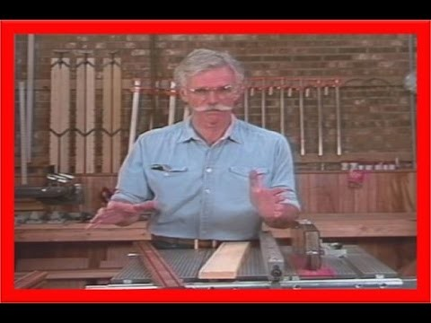 How to Make a Picture Frame out of wood - Make Your Own Picture Frame Part 1.3