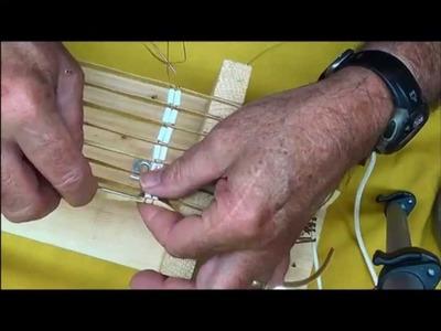 How to Make a Wampum Belt, Part 3