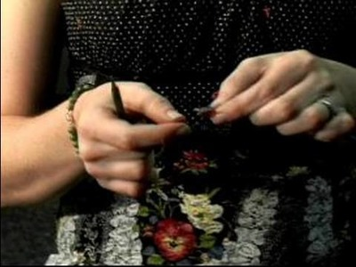 How to Make Basic Wire Jewelry : How to Wire Wrap Beads With a Swirl Twist for Jewelry
