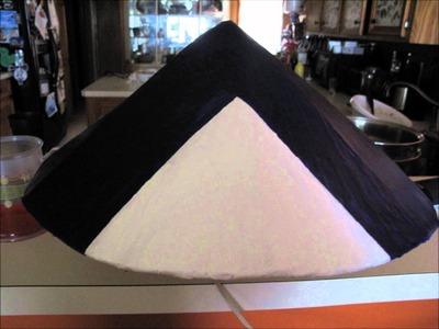 How to make; Gaara's Kazekage Hat