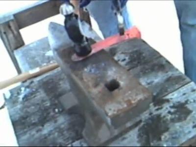How to Make Railroad Spike Knives!