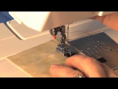 How to Use janome Concealed Zipper Foot   How to install a zipper