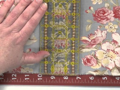 Rotary Cutting With Templates: Mosaic Treasures Block