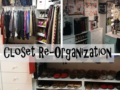 Spring.Summer Closet Cleaning & Reorganization 2014