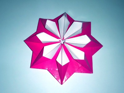 Kusudama how to make a kusudama paper flower easy origami kusudama very easy paper flower 3d paper flower decor origami mightylinksfo