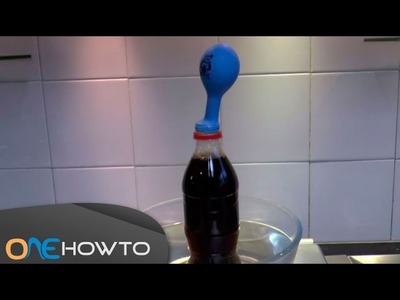 Balloon Experiment for Kids